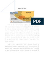 Economic Analysis of Sudan