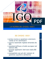BS OHSAS 180012007