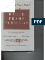Extracts Kleinlogel Rigid Frame Formulas