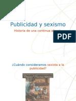 Sexismo y Publicidad