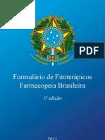 Formula Rio de Fitoterapicos Da Farmacopeia Brasileira