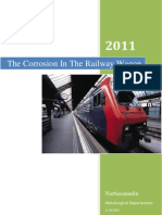 The Corrosion in the Railway Wagon Revision