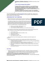 Antibiotic Guidelines References Nov 2010