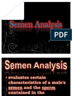 Semen Analysis Final Final!(2)