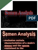 Semen Analysis Final Final!(2)
