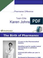 Pharmanex Successful Scan