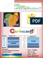 Jornada de Actualización de Investigaciones en Postgrado Febrero 2012