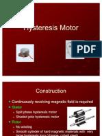 7149601 Hysteresis Motor