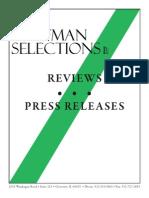 BBS Book (Pt 5) - Reviews