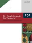 Key Supply Strategies for Tomorrow AK Kearney