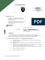 Orden General 95-5 Normas y Procedimientos Para Atender Querellas de Personas as