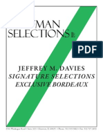 BBS Book (Pt 21) Jeff Davies Exclusive Bordeaux