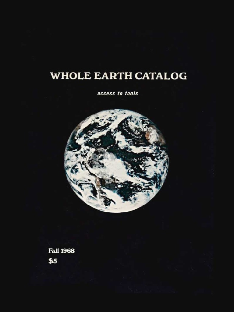 Whole Earth Catalog   Tetrahedron   System