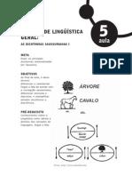 Aula Estruturalismo Dicotomias Saussure 1