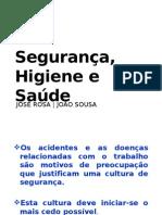 EDUTEC - Segurança, Higiene e Saúde