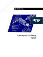 PTC ProE - Fundamentals of Drawing