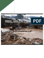 Mdsc 1001 Pbl Problem 2