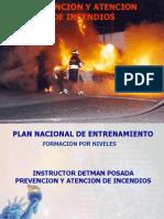 Incendios PNE