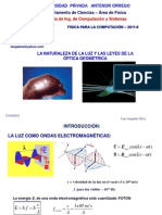 Leyes de Optica Geometric A