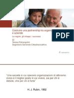 Corso Sulle Partnership