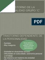Trans Tor No de La Personal Id Ad Grupo C