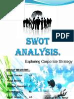 36792537 Swot Analysis