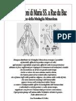 Supplica alla B. V della Medaglia Miracolosa - Stampa 4,1 2,3