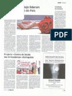 """Jornal """"O Algarve"""" - Entrevista Enf.º José Galrinho"""