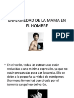 Enfermedad de La Mama en El Hombre