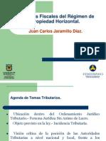 Aspectos Fiscales del Régimen de