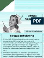 Cirugia Ambulatoria