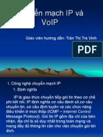 Chuyển mạch IP và VoIP