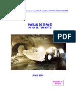Manual de Tiraje 2006