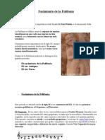 La Polifonía(discanto y organum)