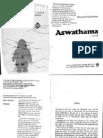 Aswathama_Matampu Kunhukuttan_Trans Malayalam Prema Menon