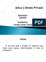Direito público e Privado - formas de governo -04-10-11