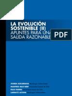 La evolución sostenible (II)