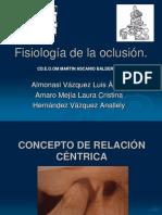 Fisiologia de La Oclusion La Definitiva