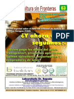 66672198 Apicultura Sin Fronteras Edicion Especial Sobre OGM