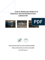 Physical Modelling Projects in Mhi