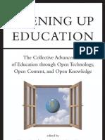 Iiyoshi y Kumar Opening Up Education