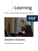 Downes - FreeLearning