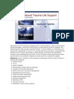 ITLS - Cambios de la Versión 2007