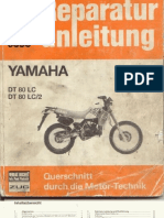 Reparatursanleitung Yamaha Dt 80 Lc Lc 2 German