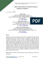 Viabilidade Economica Da Seringueira