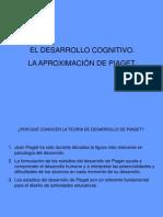El Desarrollo Cognitivo La ion de Piaget