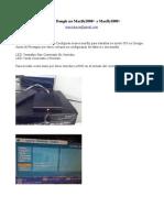 Manual Configurando Iks Dongle Maxfly No Mf1000 e Mf2000