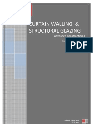 Curtain Walls Report | Building Technology | Building