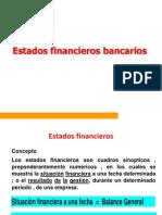 Analisis de Estados Financieros Bancarios i