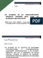 Definiciones Bsicas de Proyectos